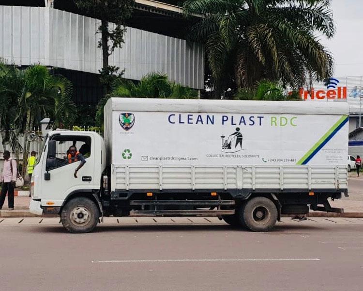 CleanPlast Truck